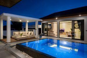 Sunway Villa B2_pool view eve-2_1