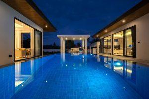 Sunway Villa B2_pool view-eve_1